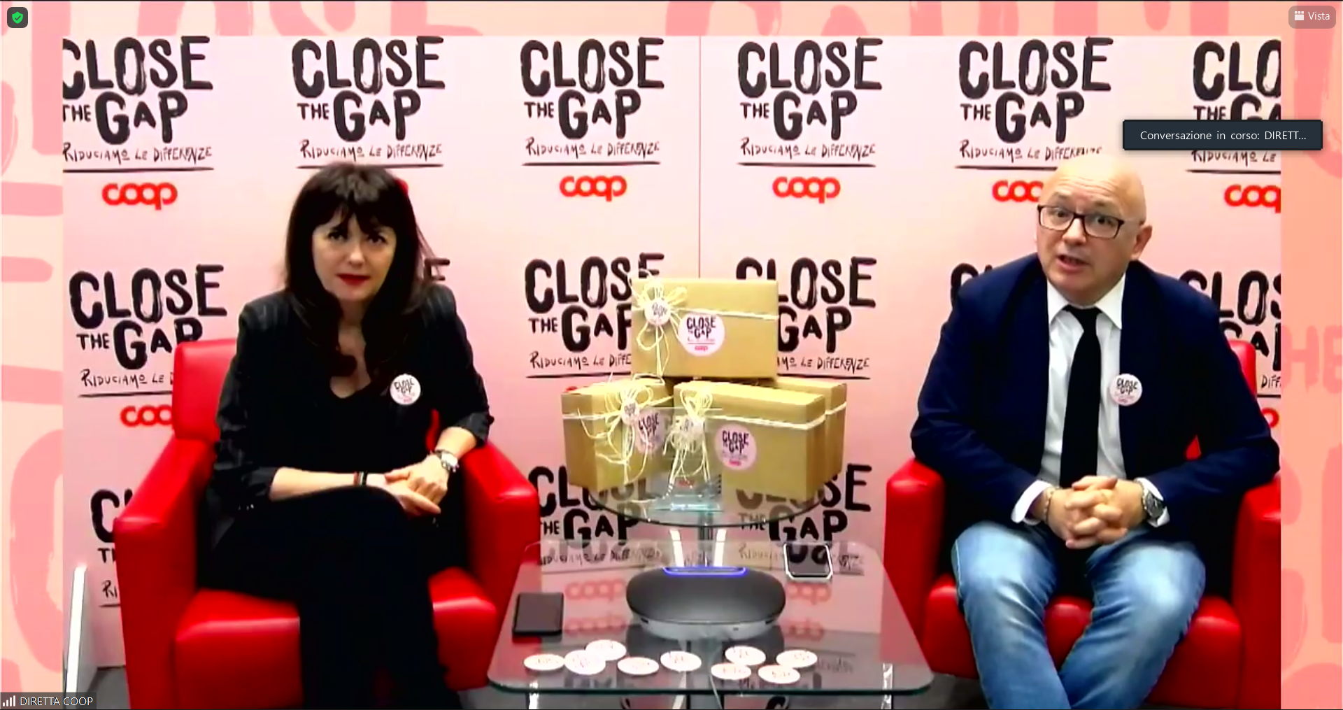 Close the Gap – riduciamo le differenze